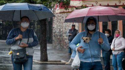 Clima en México: se prevén fuertes lluvias en varios estados del país