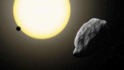 asteroide cercano al Sol