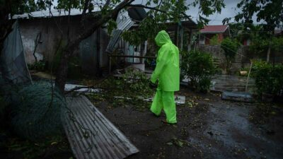 Veracruz avanza tras afectaciones por el huracán Grace