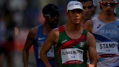 Andrés Olivas, Tadeo Vega y Noel Chama