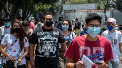 OPS: variante Delta se ha detectado en 7 estados de México