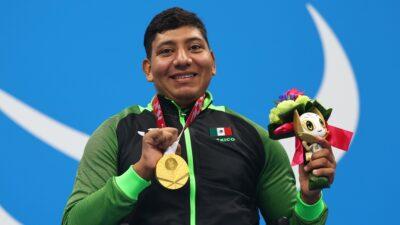 Oros Paralímpicos México Jesús Hernández