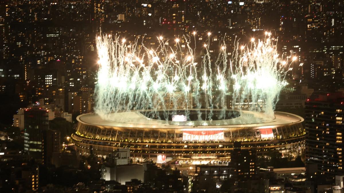 Paralímpicos Tokio 2020 Inauguracion