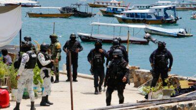 Guerrero: Balacera en Playa Caleta de Acapulco deja 4 heridos