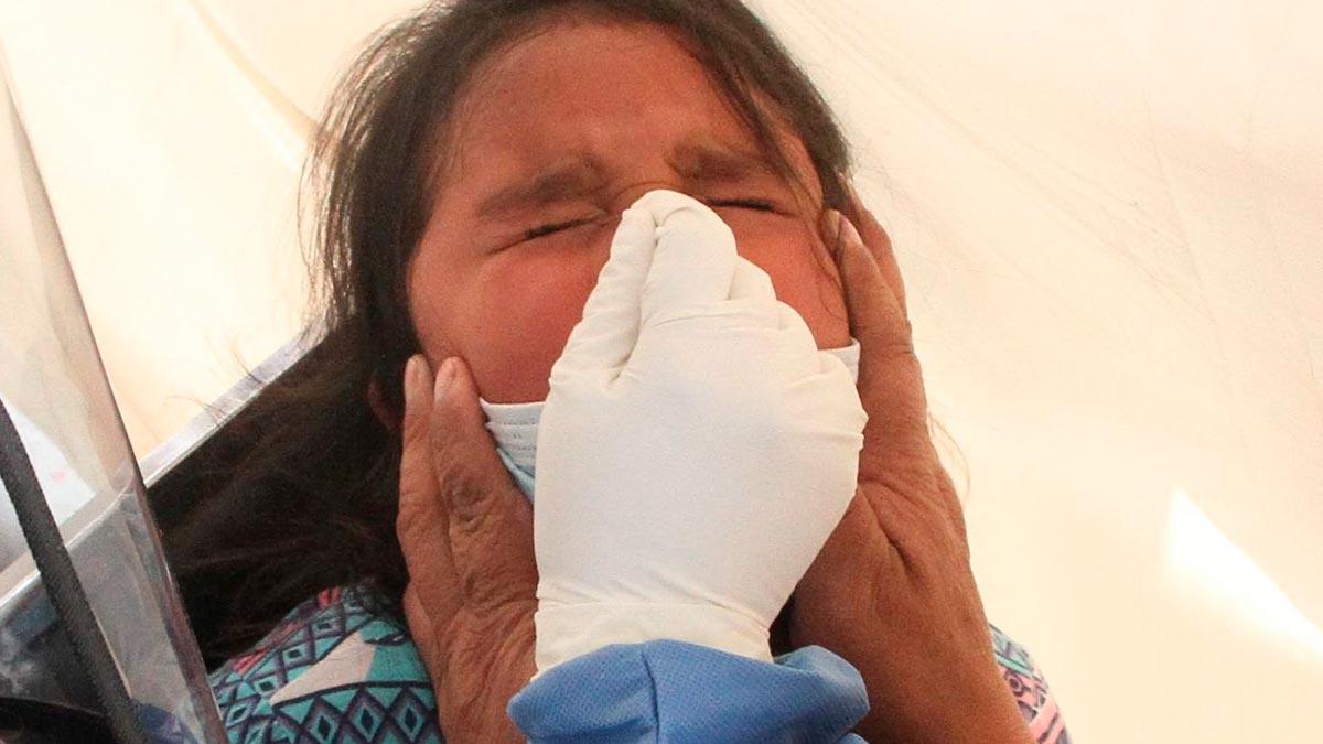 Morelos hará pruebas gratis de COVID a niños