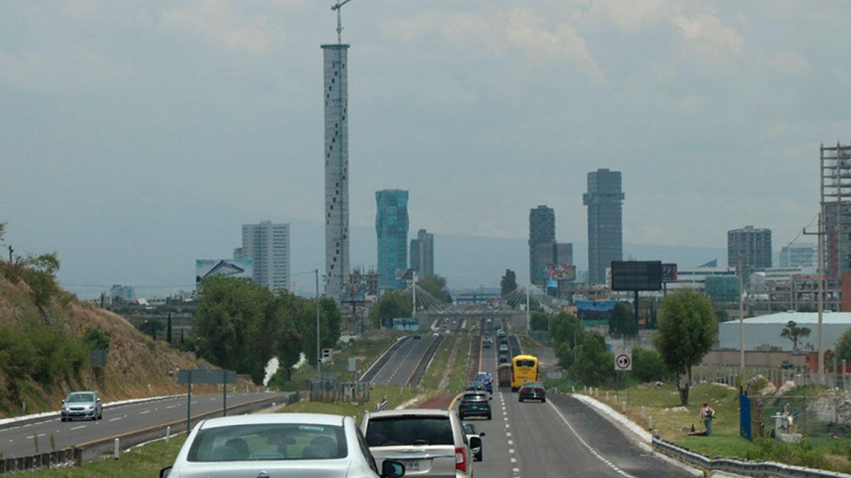 Puebla: cerrarán vía Atlixcáyotl 11 días por reparaciones