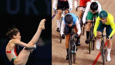 Resumen del 4 de agosto de Tokio 2020: mexicanas avanzan en clavados y ciclismo