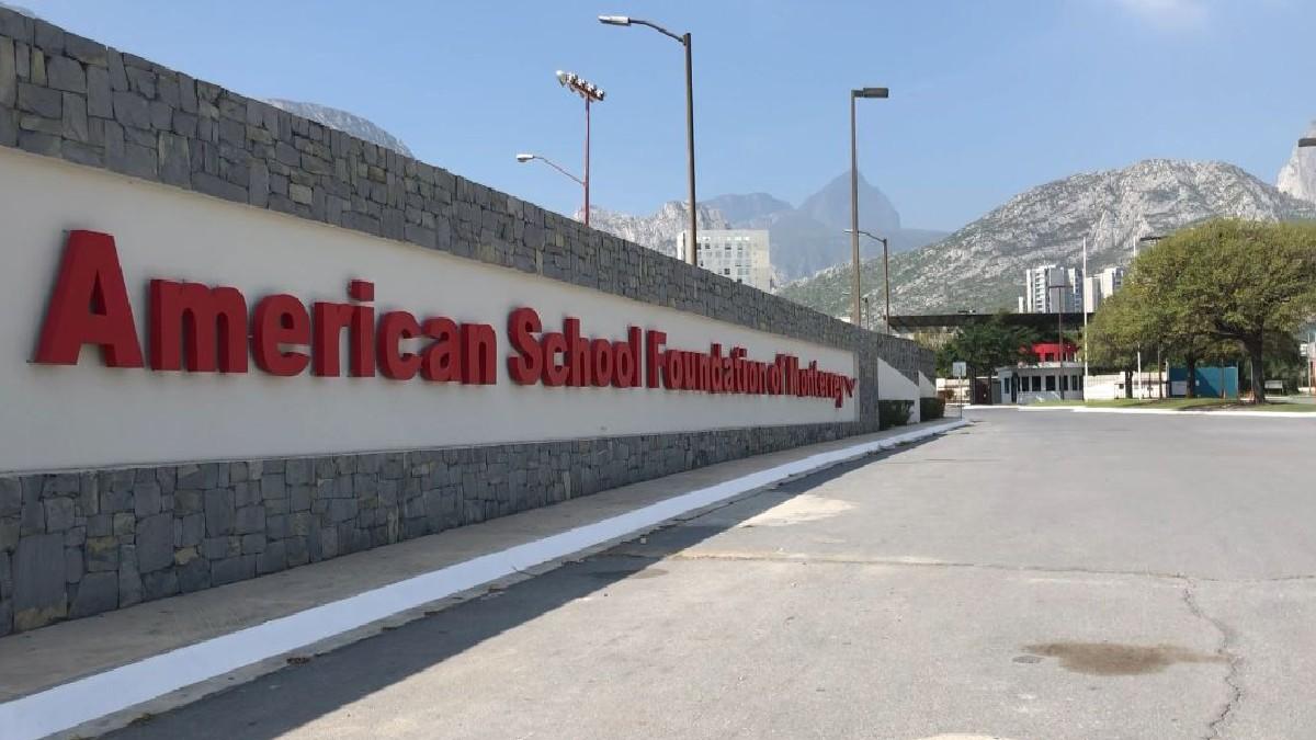 Salud cierra Colegio Americano de Monterrey por clases presenciales