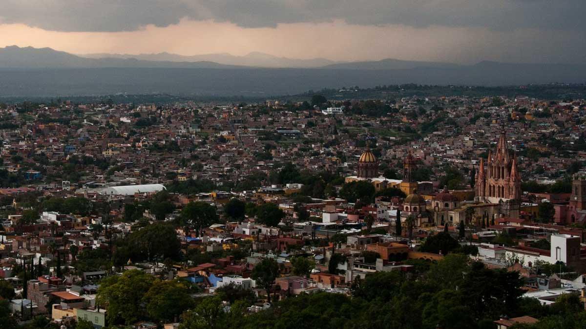 San Miguel de Allende es uno de los escenarios mexicanos que no pueden faltar dentro de las grandes películas de Hollywood. Foto: Cuartoscuro