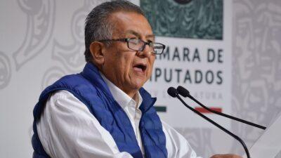 Alejandro Encinas reclama a Senado por desafuero de Saúl Huerta