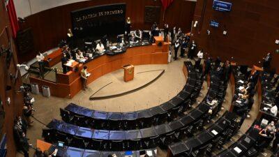 Senado aprueba en comisiones Ley Reglamentaria de Revocación de Mandato