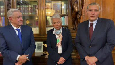 Adán Augusto López será el nuevo secretario de Gobernación