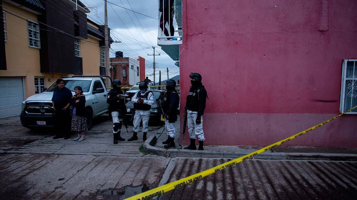 Guanajuato: Reportan masacres en Irapuato y Moroleón