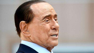 Silvio Berlusconi, de 84 años, volvió a ser hospitalizado en Milán para ser sometido a exámenes. Foto: Reuters