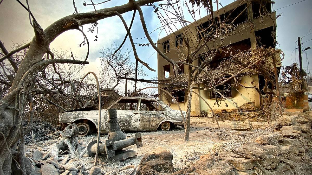 Turquía: Incendios en provocan evacuaciones de la población