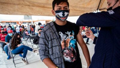 Sinaloa: IMSS revela 78% de avance en vacunación