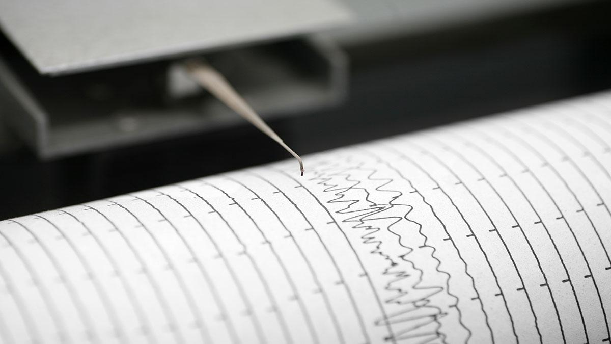 Se reporta sismo de magnitud 5 en límites de Oaxaca y Veracruz