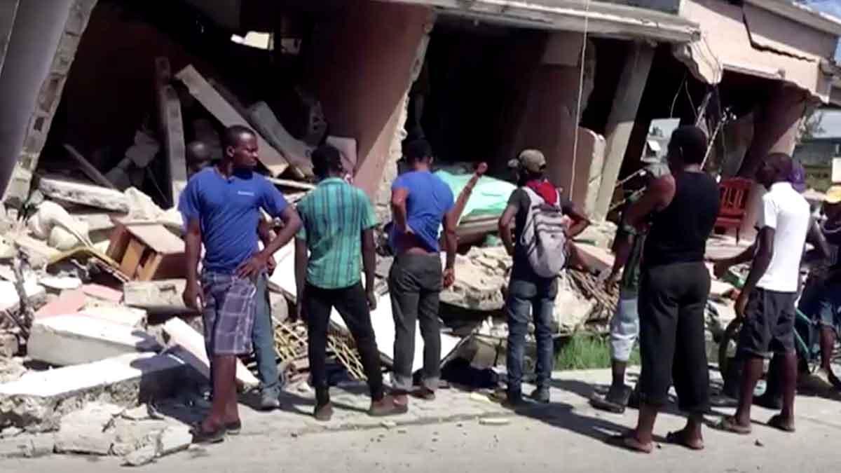 Sismo en Haití: Así fue el sismo que sacudió la isla en 2010