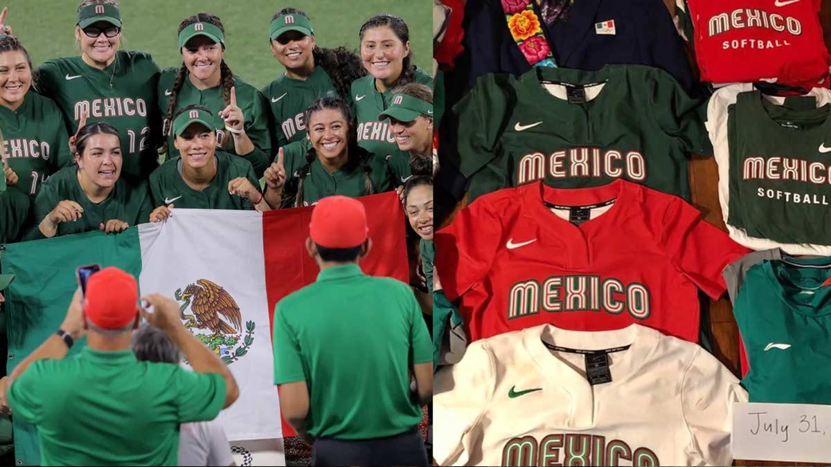 Por uniformes de softbol, siguen renuncias de jugadoras de la selección