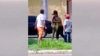 Sonora: Limpiaparabrisas noquea a conductor en Cajeme y se vuelve viral