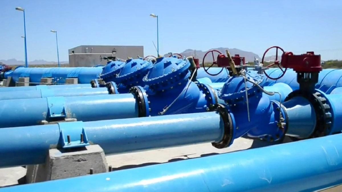 Sonora: servicio de agua será afectado en Hermosillo; ve cuando