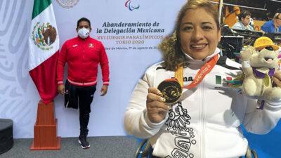 Paralímpicos de Tokio 2020: conoce a los abanderados de México