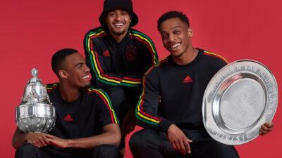 """Ajax lanza tercer uniforme inspirado en Bob Marley y su canción """"Three Little Birds"""""""