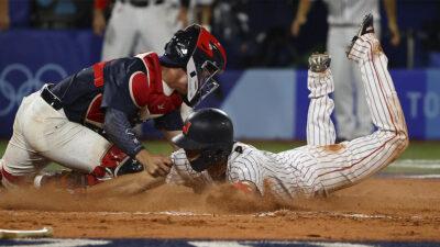 ganador beisbol tokio