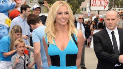 Britney Spears discutió con empleada por sus perros