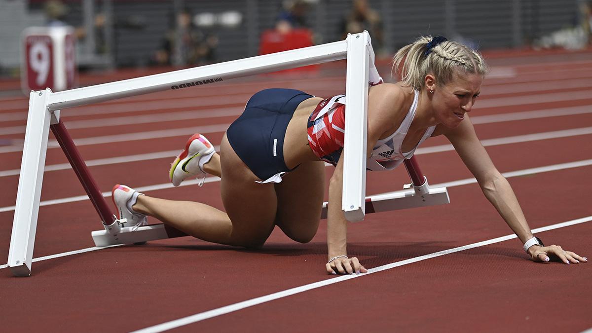 momentos chuscos atletas