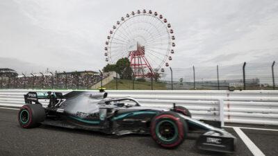 Cancelan GP de Japón por segunda vez tras contagios de COVID-19