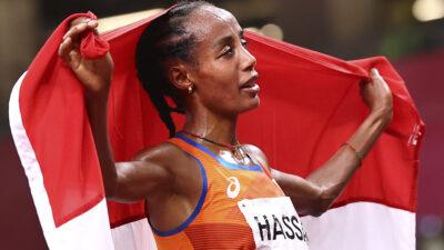 Sifan Hassan hace historia y gana el oro en los 10 mil metros de Tokio 2020