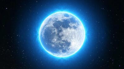 Luna Azul: cuándo y cómo verla este 22 de agosto