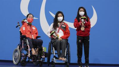 Fabiola Ramírez gana primera medalla para México en Paralímpicos de Tokio