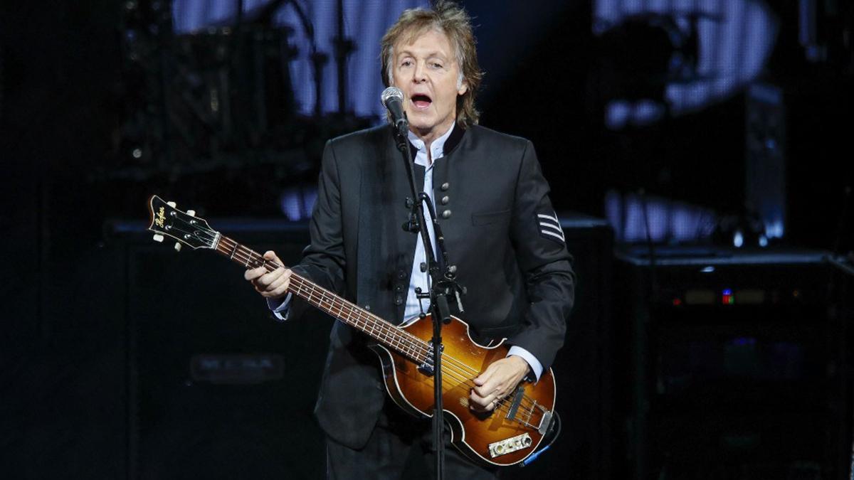Paul McCartney revelará la letra de una canción inédita de The Beatles
