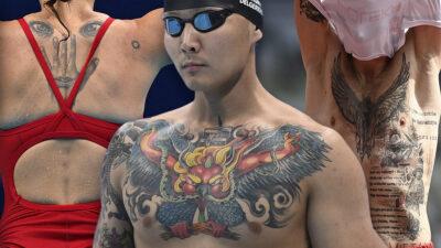 tatuajes atletas