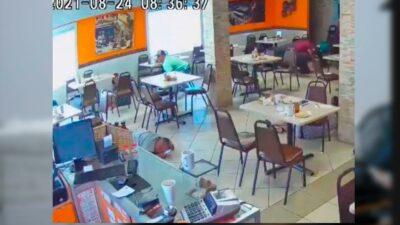 Tamaulipas: vuelven las balaceras, circula este video en restaurante