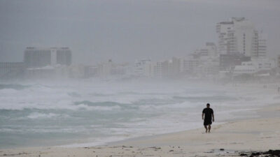Tormenta tropical Grace se intensifica sobre Mar Caribe; ve trayectoria en vivo