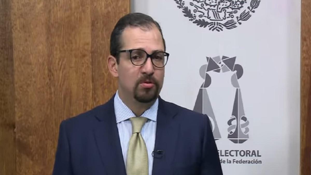 José Luis Vargas, magistrado presidente del TEPJF: ¿de qué se le acusa?