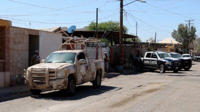 Baja California: descubren narcotúnel y rescatan a 5 personas