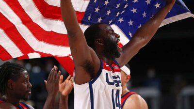 Estados Unidos con equipo NBA se lleva el oro en Tokio 2020