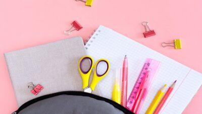 Profeco revela marcas de útiles escolares deficientes