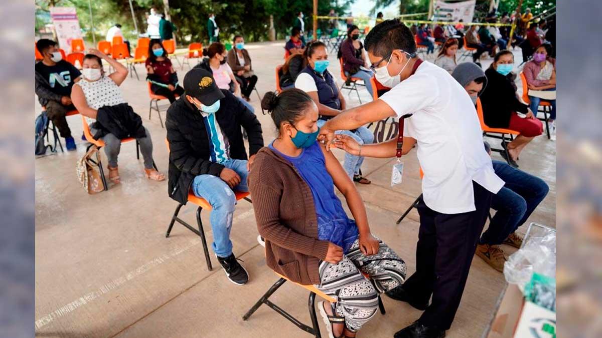Tamaulipas: Calendario de vacunación contra COVID-19