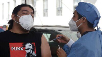 CDMX: Alcaldías que inician vacunación COVID de 18 a 29 años