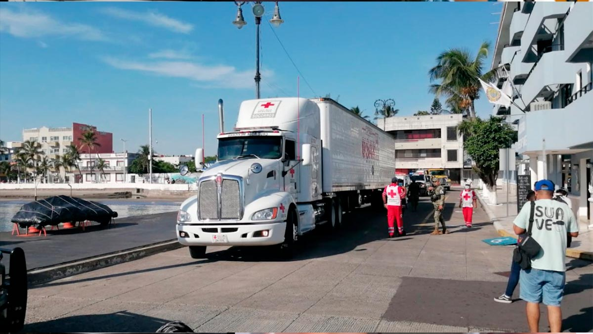 Veracruz: México enviará ayuda para Haití tras sismo