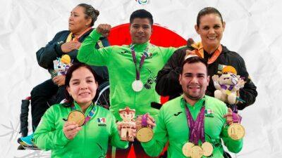Tokio 2020: 5 atletas de Veracruz en los Juegos Paralímpicos