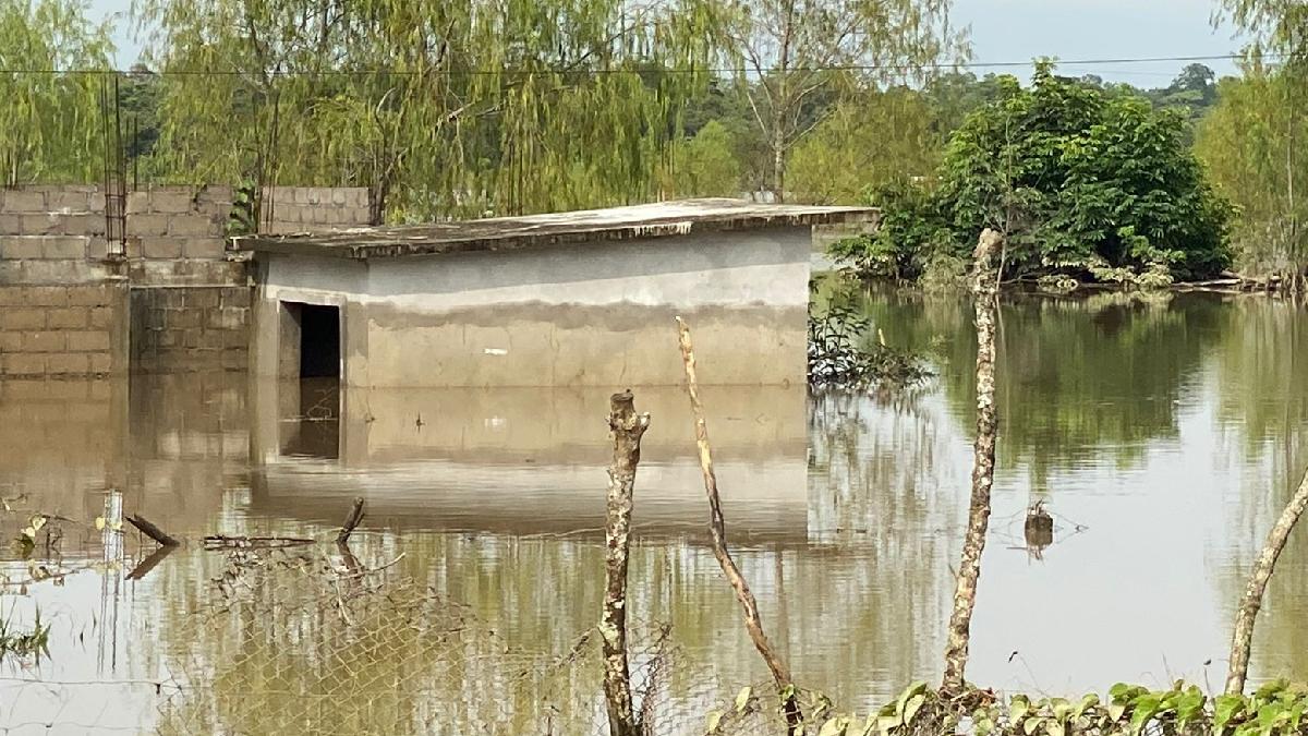 Veracruz: Ríos desbordan y afectan a estos 5 municipios