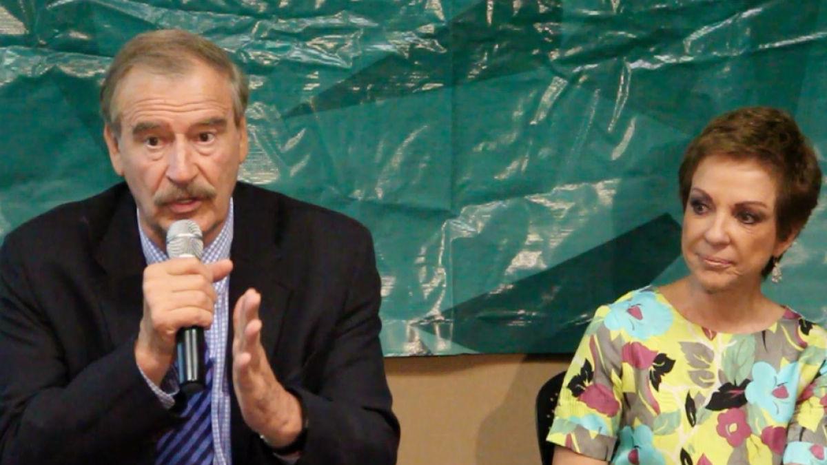 Vicente Fox y Martha Sahagún dan positivo a COVID-19; son hospitaliados