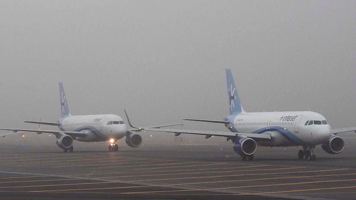Tormenta tropical Grace: AICM suspende vuelos a estas 6 ciudades