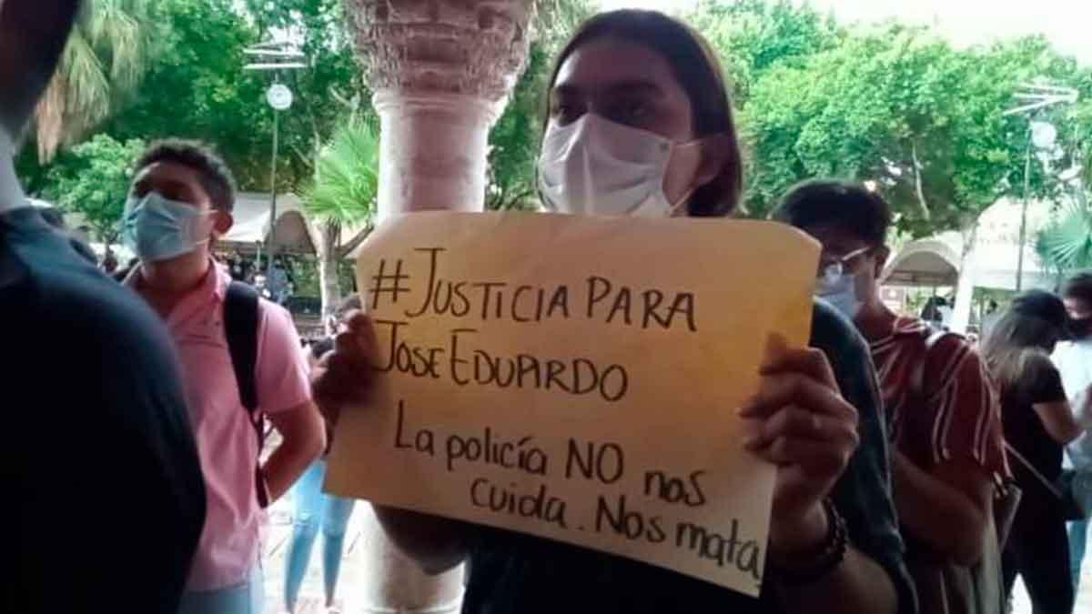 Yucatán: Caso José Eduardo, joven asesinado en Mérida